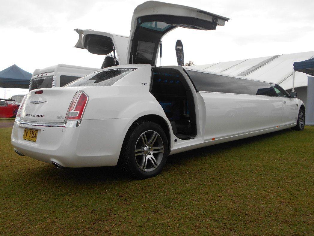 Stretched Limousine Sydney