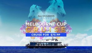 melbourne cup betting specials on cruises